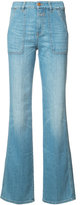 Closed high waisted jeans - women - Cotton/Spandex/Elastane - 25