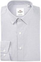 Ben Sherman Micro Print Slim Fit Dress Shirt
