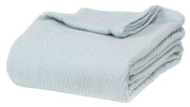 Superior Chevron Woven All Season Blanket, Twin Bedding