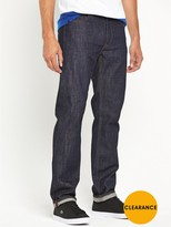 Lacoste Sportswear Mens Straight Leg Jeans