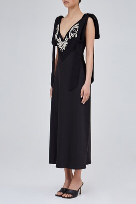 C/Meo FUNDAMENTAL DRESS Black