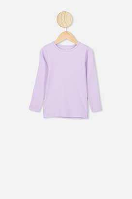 Cotton On Jessie Crew Long Sleeve Tee