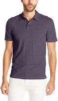 John Varvatos Men's Soft Collar Peace Polo K1381S1B XL