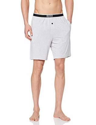 BOSS Men's Bamboo Shorts, (Medium Grey 032), Medium