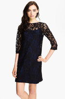 Elbow Sleeve Lace Slipdress