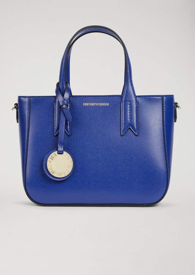 55710731e7 Handbag With Logo Charm