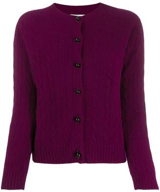 Erdem Jayelle cashmere fitted cardigan