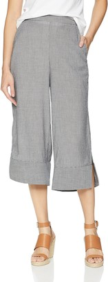 BCBGeneration Women's Cropped Pull ON Pant