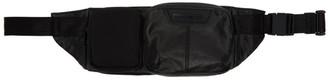 Diesel Black Jatru Belt Bag