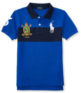 Ralph Lauren Boys 2-7 Little Boys Colorblock Polo