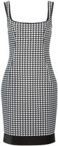 DSQUARED2 houndstooth dress