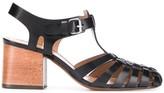Marni 65mm Woven Heeled Sandals
