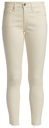 Mid-Rise Legging Ankle Jeans