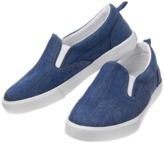 Crazy 8 Chambray Sneakers