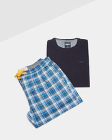 T-shirt And Trousers Cotton Pyjama Set