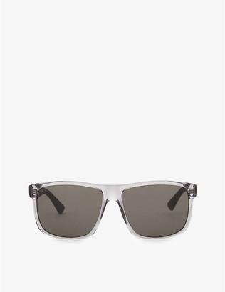 Gucci Gg0010s square-frame sunglasses