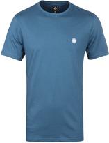 Pretty Green Teal Crew Neck T-shirt