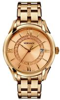 Versace Apollo Collection V10090015 Men's Stainless Steel Quartz Watch
