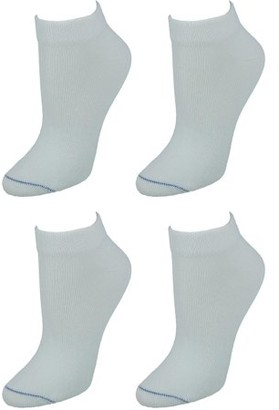 Dr. Scholl's Women's Diabetes and Circulatory Low Cut Socks, 4 Pack