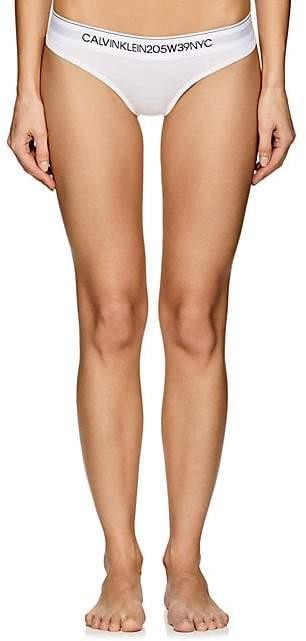 becd567bb6ac Calvin Klein Thongs - ShopStyle