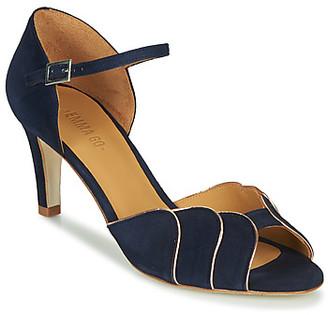 Emma.Go Emma Go PHOEBE women's Sandals in Blue