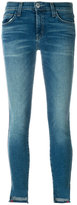 Current/Elliott side-striped skinny jeans