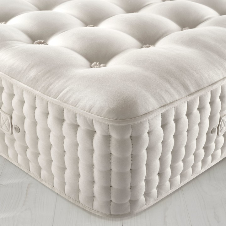 John Lewis & Partners The Ultimate Collection Silk Pocket Spring Mattress, Medium, Double