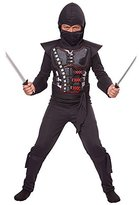California Costumes Child Stealth Ninja Battle Armor Kit