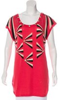 Temperley London Embellished Top