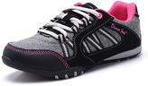 Black & Fuchsia Athletic Sneaker