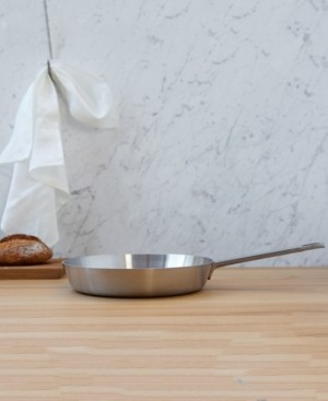 """Berghoff Ron 10.25"""" Stainless Steel 5-Ply Fry Pan"""