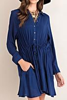 Entro Shirtwaist Dress