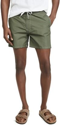 Sundek 16 Swim Shorts With Stripes