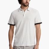 James Perse Cotton Linen Polo