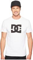 DC Star S/S Tee Men's T Shirt