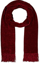 Barneys New York MEN'S CHENILLE SCARF
