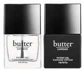 Butter London 'Patent-Gel Top & Tails' Set - No Color