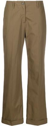Aspesi Low-Waist Trousers