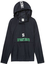 PINK Michigan State University Anorak