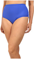 Athena Plus Size Finesse Shirr Side Bottoms