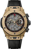 Hublot 411.CM.1138.RX Big Bang Unico Full Magic gold-plated self-winding watch