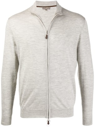 N.Peal The Hyde zip-up cardigan