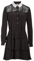 The Kooples Women's Trompe L'Oeil Shirtdress