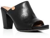 Gentle Souls Serella High Heel Slide Sandals