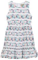 Lucky Brand Printed Dress (Big Girls)