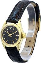 One Kings Lane Vintage Ladies Rolex 14K Yellow Gold Watch