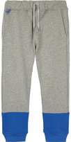 Kenzo Contrast Cuff Cotton Jogging Bottoms 4-16 Years