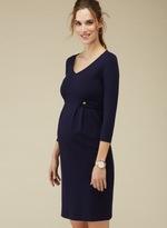 Isabella Oliver Marlow Maternity Tab Dress