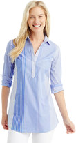 J.Mclaughlin Myrtle Striped Tunic