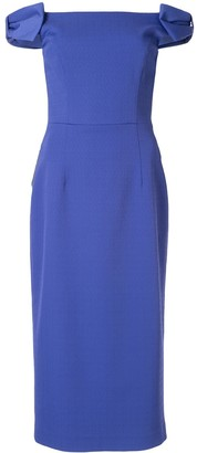 Rebecca Vallance Winslow midi dress